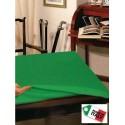 Mollettone Rettangolare Copri tavolo Panno cm 140 x 180 con elastico salvatavolo idea regalo